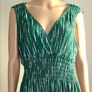 Dresses & Skirts - Green Summer Dress